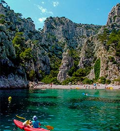 camping proche calanques Cassis