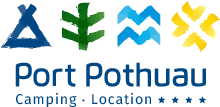 logo camping port pothuau
